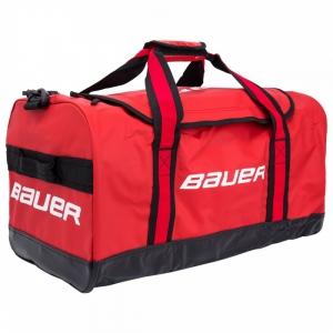 6405d89be58 Bauer Vapor Pro Duffle bag red